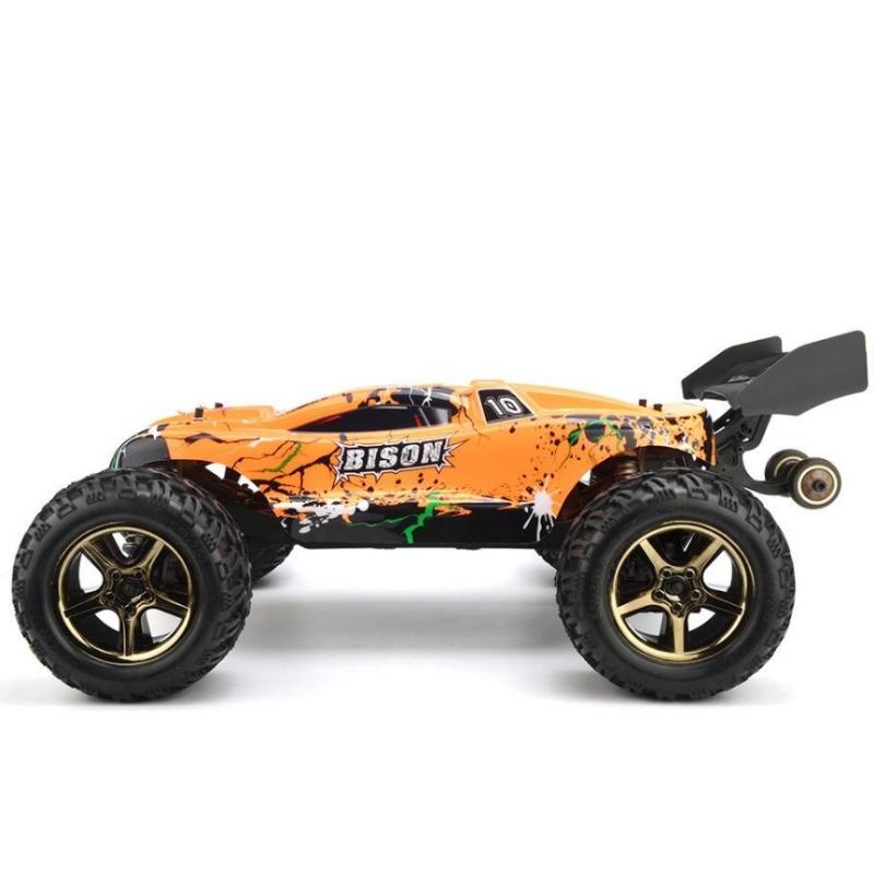 VKAR Racing 1/10 échelle 4WD sans balais électrique Bison Truggy RTR 120A hors route RC voiture 2.4G Hz Radio