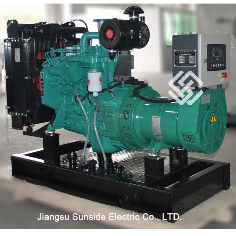 Vente chaude AC triphasé 20kW Cummins groupe électrogène diesel