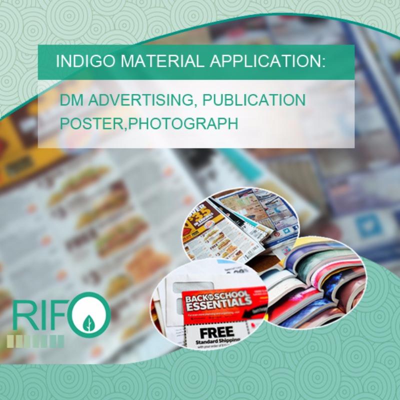 Papier synthétique de vente chaude pour Indigo, papier synthétique Indigo