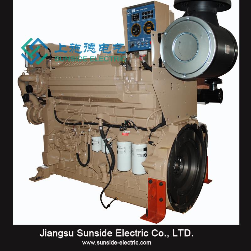 Générateur marin 300kW