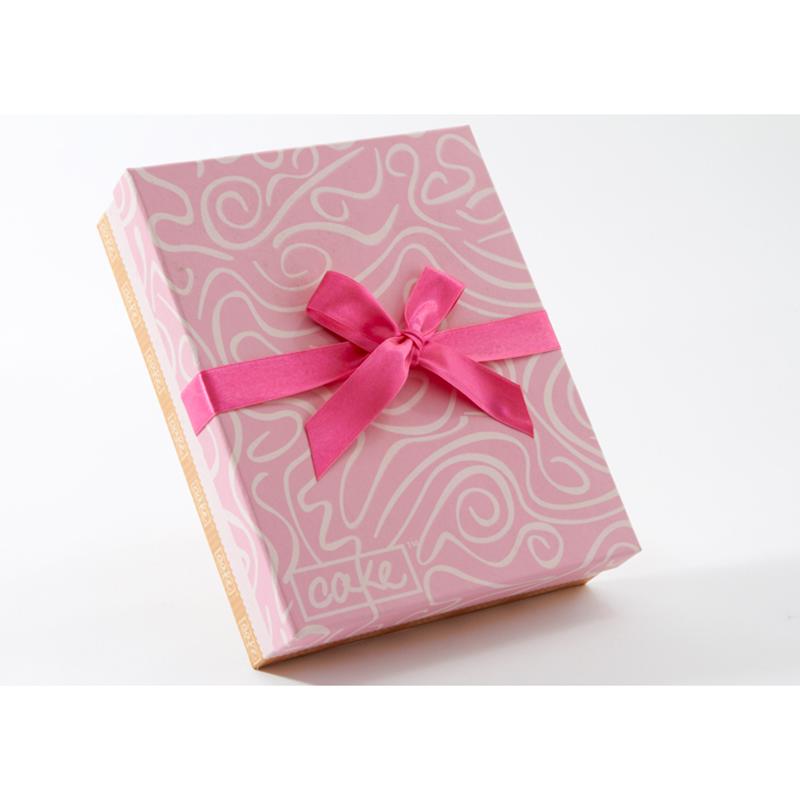 boîte cadeau en carton pour emballage de bonbons