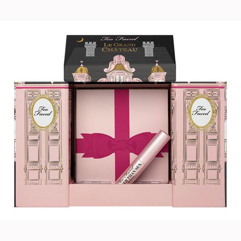 Boîte cadeau en forme de maison décorative promotionnelle de haute qualité