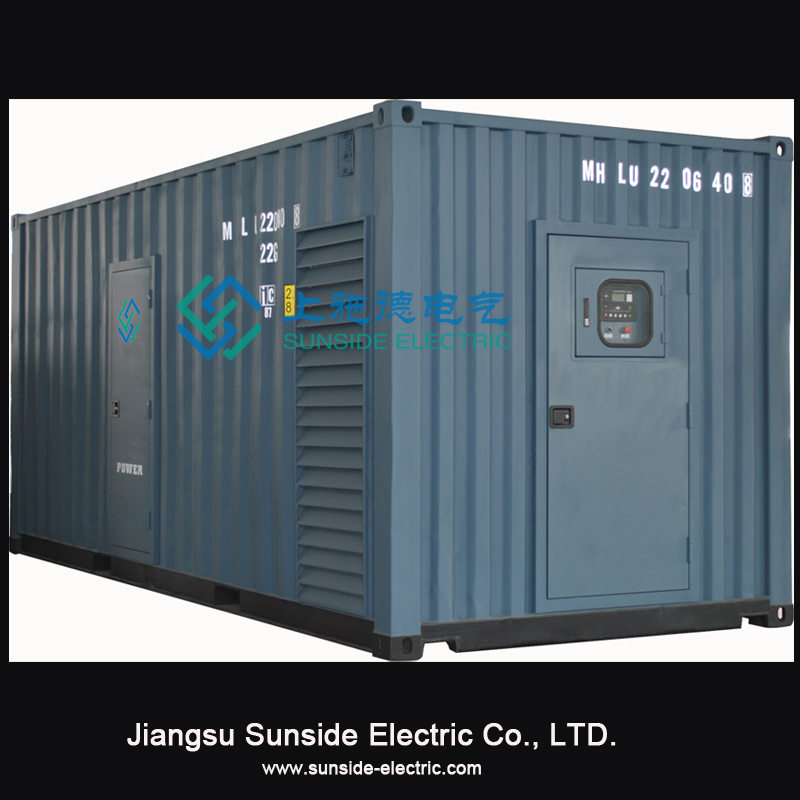 Groupe électrogène diesel marin 20kVA