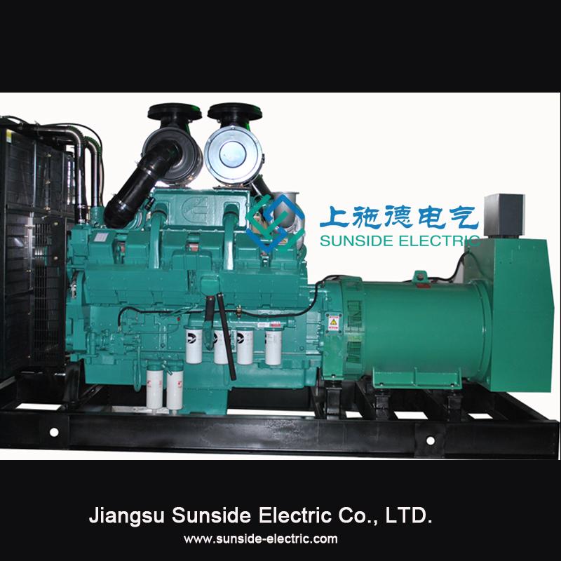 Générateur industriel 450kW
