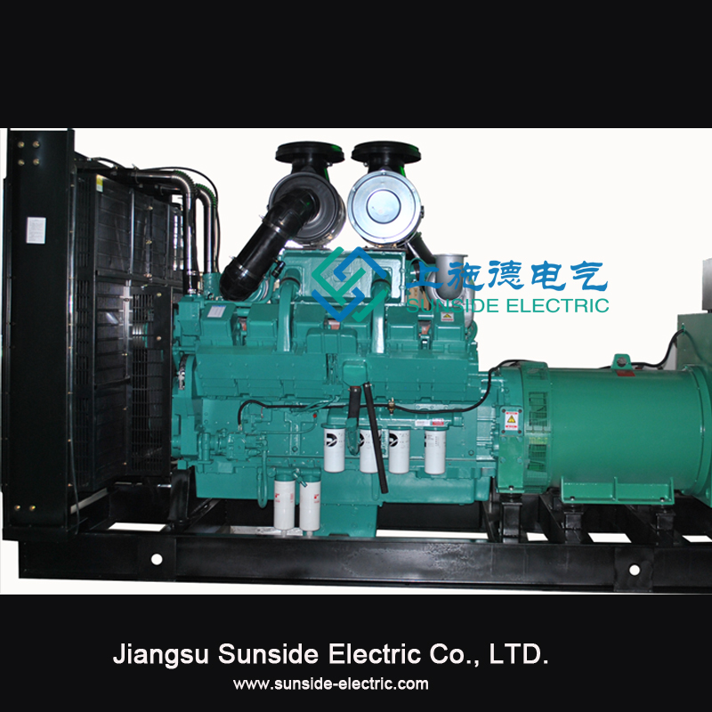 500kW générateurs industriels