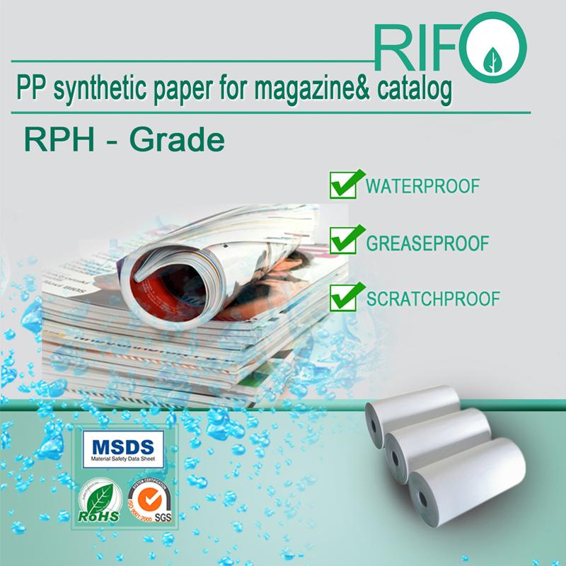 Le papier synthétique RIFO est-il recyclable?
