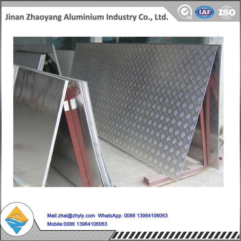 1060 3003 feuilles / bobines d'aluminium utilisées pour l'isolation de bâtiments