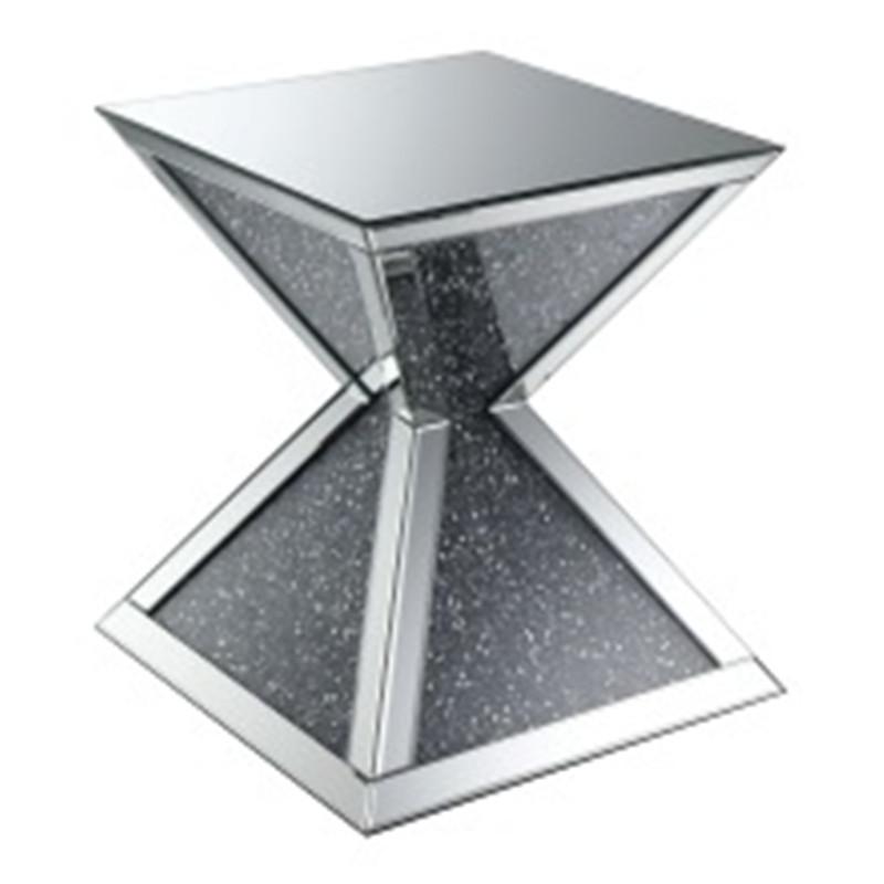 Table d'appoint miroir NT-024