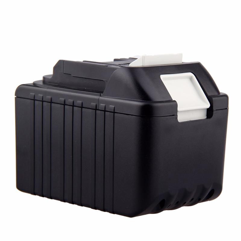 Batterie de rechange Li-ion 4500mAh 10 cellules 18V pour Makita BUB182Z, BMR100 Perceuses sans fil