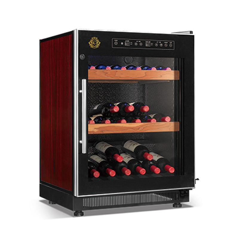Usage domestique / bar / magasin de vin stockage de température constante cave à vin