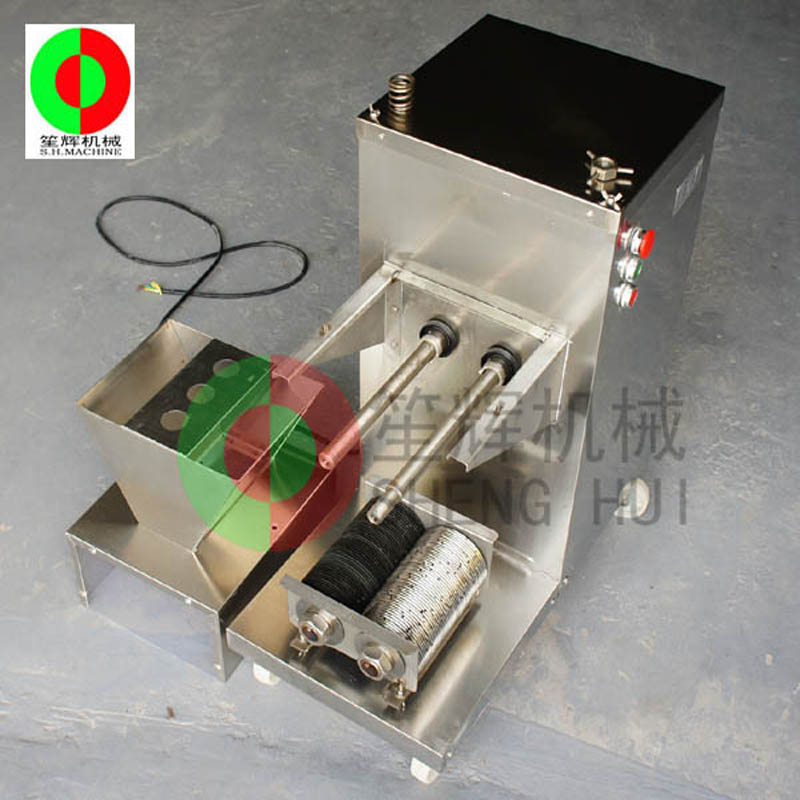 Trancheur de viande automatique / trancheur de viande multifonction / trancheur de viande vertical moyen QW-800