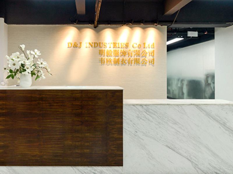 GUANGZHOU WEIXIN GARMENT CO.LTD