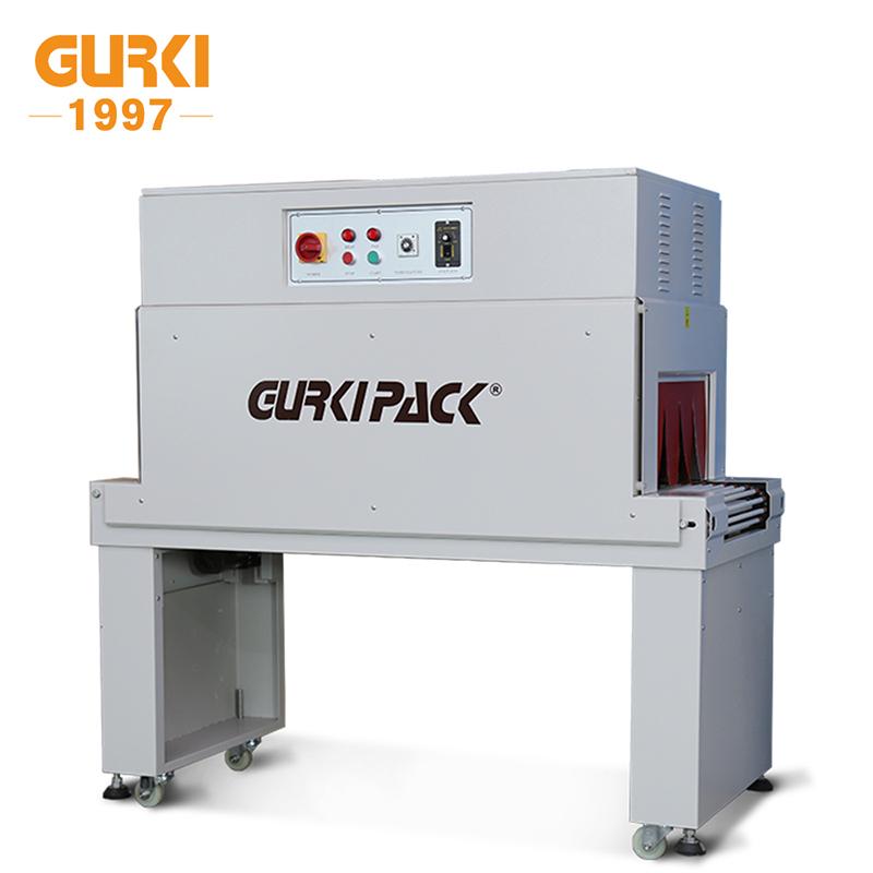Tunnel de film thermorétractable   Machine d'emballage sous tunnel rétractable   Fabricants de tunnels de rétraction - GPS-4525