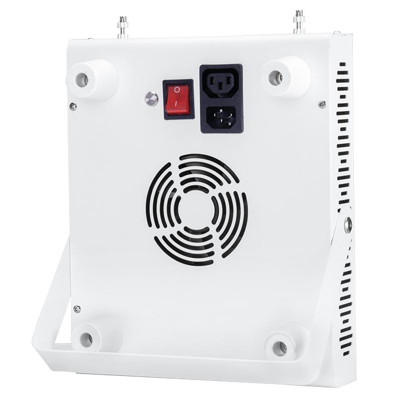 RD300 Red 660nm u0026 Near Infrared 850nm Appareils de luminothérapie à domicile, Lampe de thérapie portative à LED 300W pour le soulagement de la peau et de la douleur