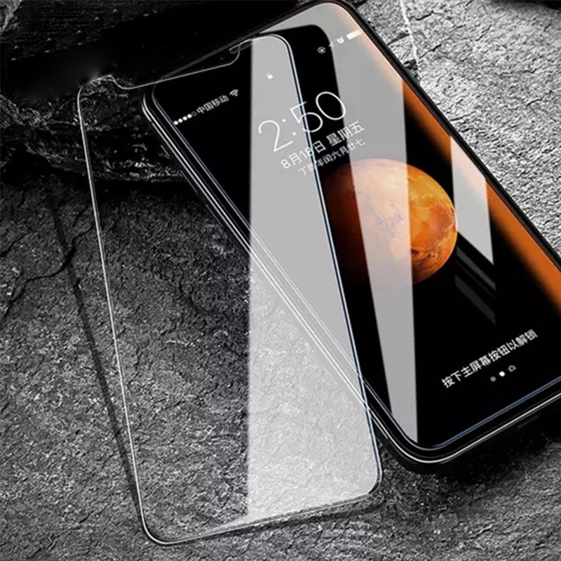 2.5D Film de protection d'écran transparent fox iPhone Xs / Xr / Xs Max