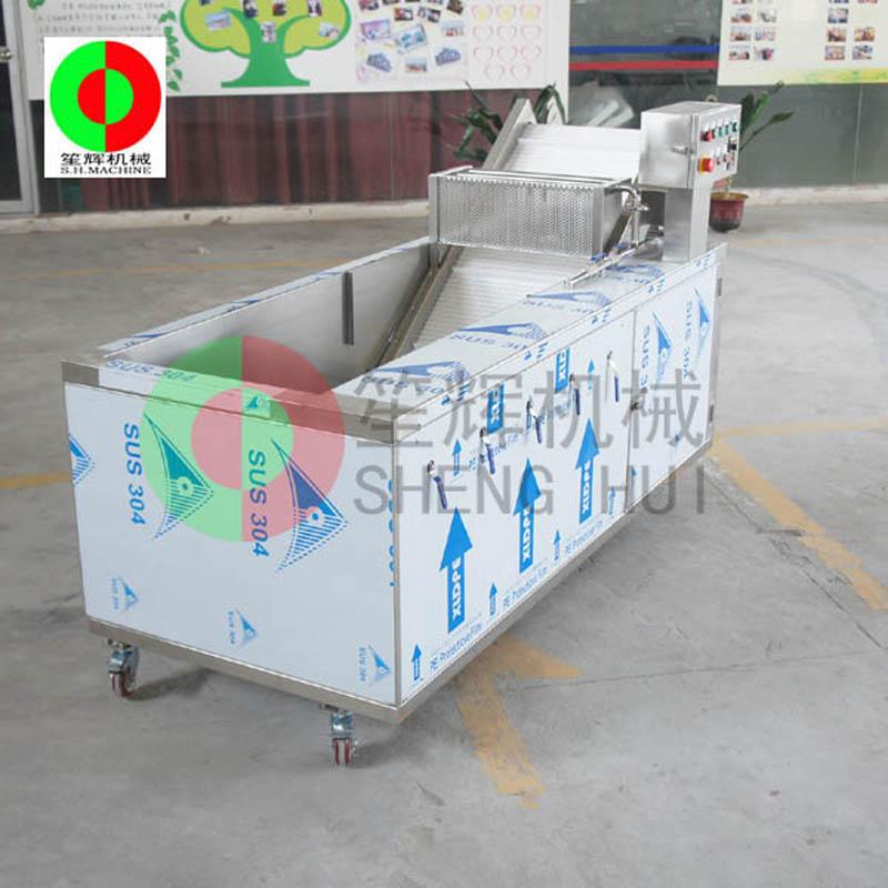 La machine à laver les fruits et légumes résout le problème du nettoyage des fruits et légumes