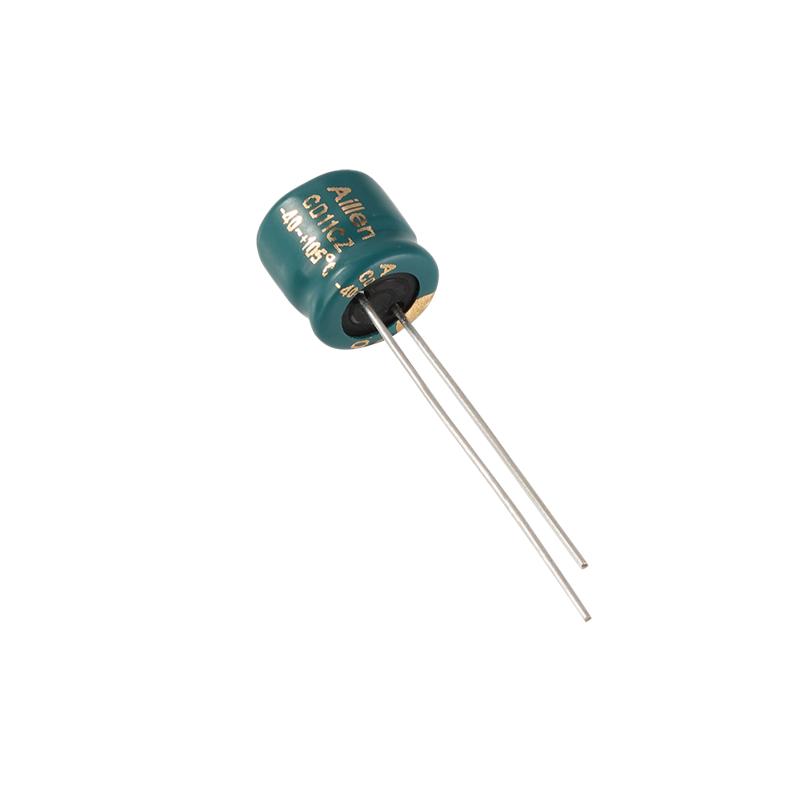 Condensateur électrolytique en aluminium enfichable CD11EZ