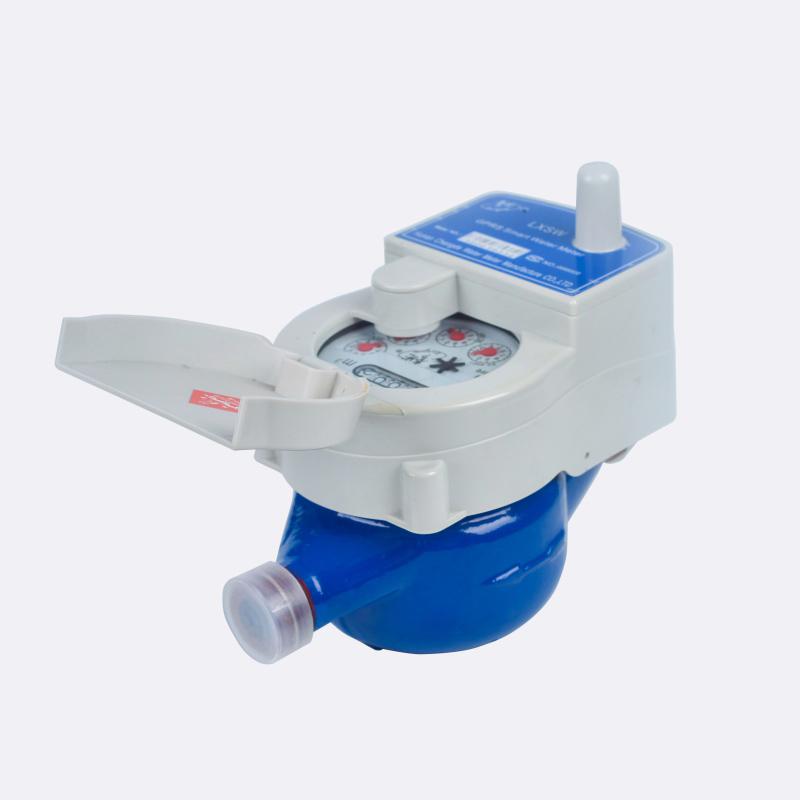 Compteur d'eau intelligent sans fil GPRS