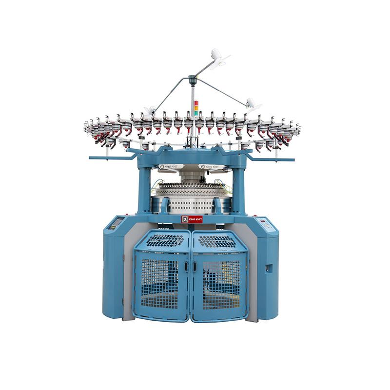 Machine à tricoter circulaire