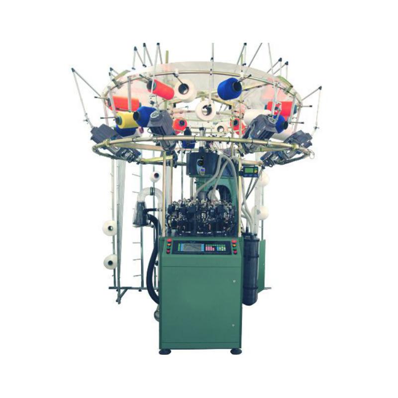 Machine à tricoter de sous-vêtements sans couture informatisée
