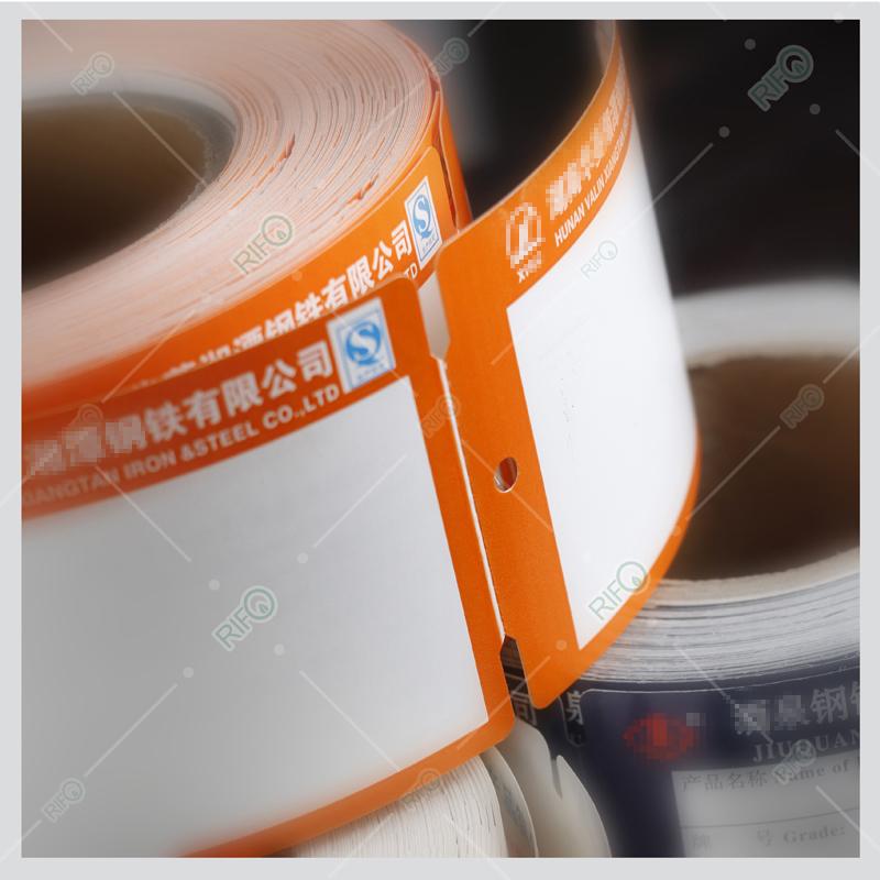 Les matériaux résistants à la chaleur en métal de résistance à la déchirure pour la barre d'acier, matières premières de balise de coupure de Rebar de barre d'acier
