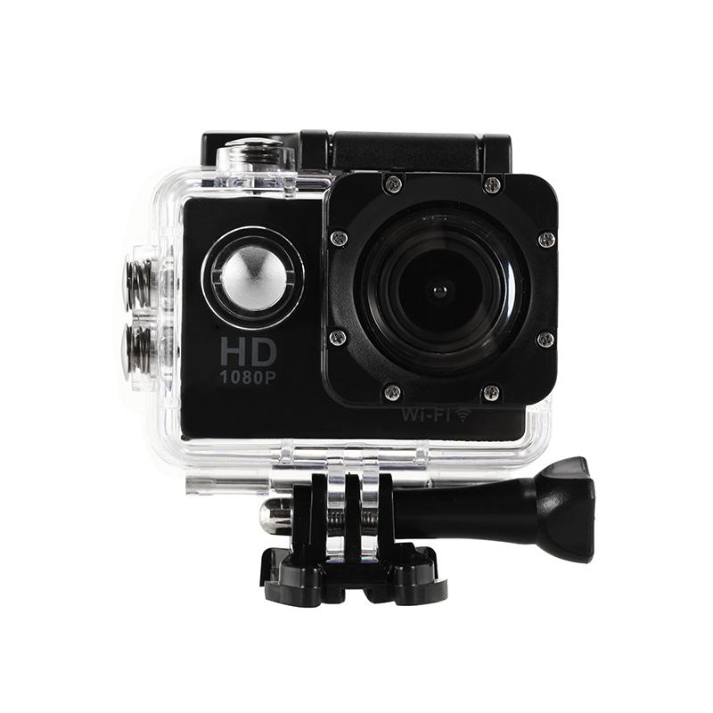 Caméra d'action portable Wifi FHD DX1