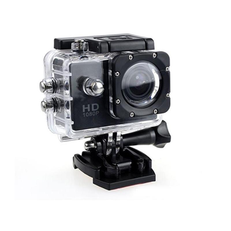 Mini-caméra d'action portative véritable VGA 480P pour les entreprises de cadeaux D34