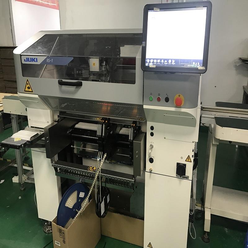 Importer une nouvelle machine JUKI RS-1