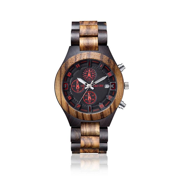 Où acheter une montre en bois