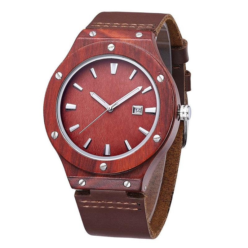 """[""""Comment entretenir votre montre en bois""""]"""
