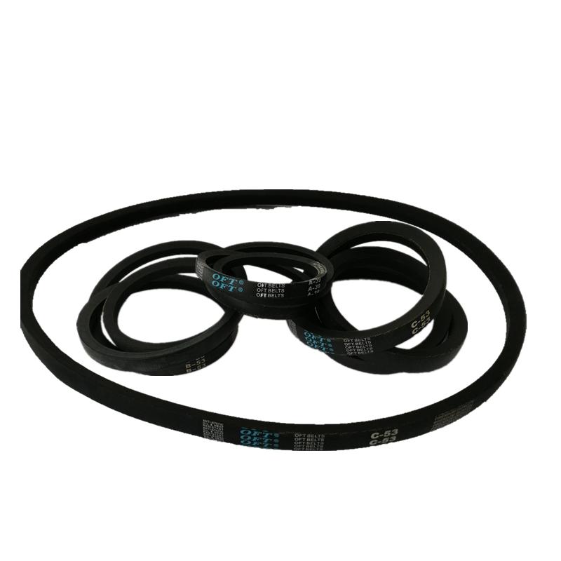 Jiangsu OFT New Develop Wrapped V ceinture pour la demande du marché différent